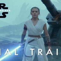 Star Wars 9 : The Rise Of the Skywalker Final Trailer - Daisy Ridley - Disney epicheroes Selects