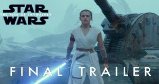 Star Wars 9 : The Rise Of Skywalker Final Trailer - Daisy Ridley - Disney
