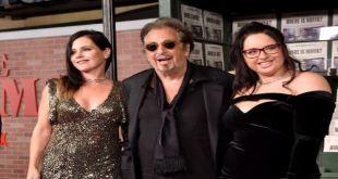 Netflix The Irishman Movie - LA Premiere & Celebrity Interviews w Robert De Niro