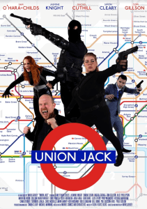 Union Jack Movie Guardians of the Galaxy Homage