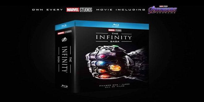 Marvel Infinity Saga