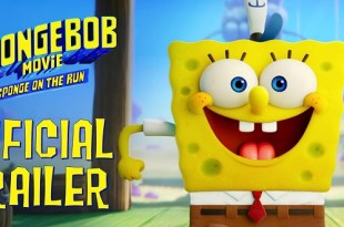 SpongeBob Movie - Sponge on the Run - epicheroes Trailers - w/ Keanu Reeves
