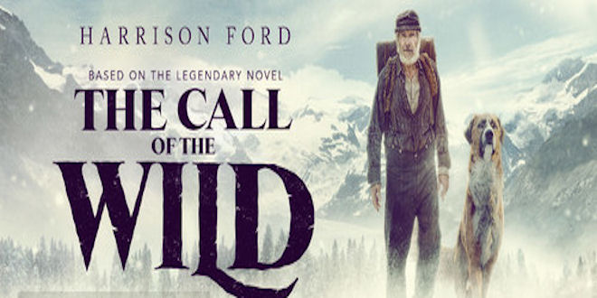 Call of the Wild - 2020 Animated Movie Trailer w/ Harrison Ford - 20th Century Fox