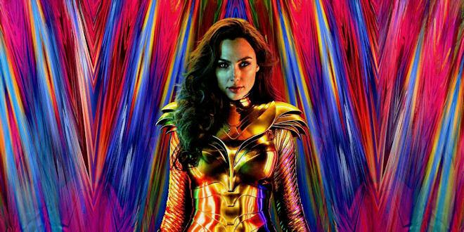 Wonder Woman 1984 Movie Trailer DC Comics - w/ Gal Gadot - Warner Bros
