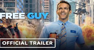 Free Guy Movie Trailer 2020 - w/ Ryan Reynolds - 20th Century FOX