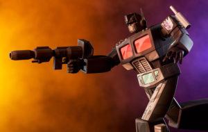 Transformers Classic Statues Nemesis Prime PCS Collectibles
