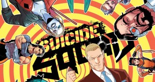 First Look: The Suicide Squad is in Trouble...Again...