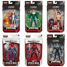 """Marvel Legends 6"""" Spider-Man Wave 13 - Set of 6 (DEMOGOBLIN BAF) *IN STOCK*"""