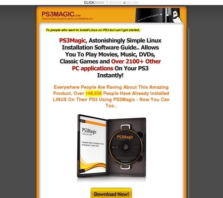Ps3magic - 70% Commission, High Convertion Rate And Prizes To Win!