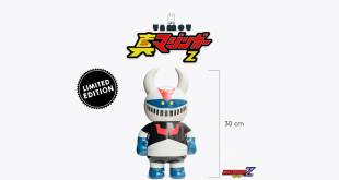 The Toy Chronicle | BIG MAZINGER Z Uamou by Uamou x Go Nagai