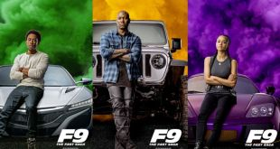 Fast 9 #F9 Movie Posters