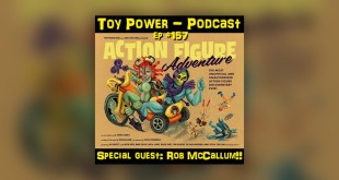 #157: Rob McCallum - The Guest takes over!