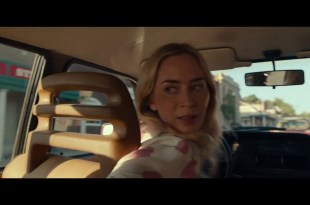 A Quiet Place Part II - Movie Trailer w/ Emily Blunt & Produced by Michael Bay