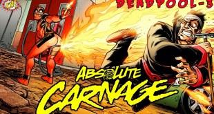 Absolute Carnage VS Deadpool - 3 || Marvel Comics in Hindi || #ComicVerse
