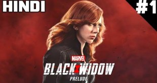 BLACK WIDOW PRELUDE - Part #1 | Mcu Tie In | Marvel Comics In Hindi | #SuperStoriesHindi