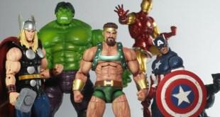 Custom Marvel Legends and Star Wars |