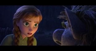 Disney Frozen 2 Blu-ray/DVD  - Bonus Clip - Not Going Alone - No 1 Animated Movie
