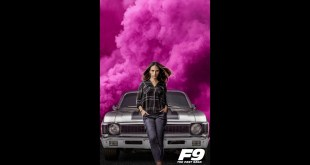 fast and the furious 9 - Official Movie Posters w/ Vin Diesel & Charlize Theron