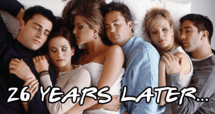 Friends Quiz: 26 Questions Celebrating 26 Years!