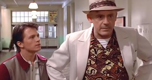 Great Scott! A Robert Downey Jr. And Tom Holland Back To The Future Deepfake Has Gone Viral