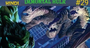 IMMORTAL HulK #29 l MARVEL Comics in Hindi l ComicBook Universe