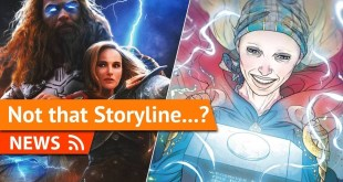 Jane Foster Cancer Storyline Not in Thor Love and Thunder Says Director - MCU Future & Rumors
