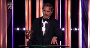 Joaquin Phoenix Calls Out Systemic Racism in BAFTAs Speech