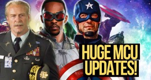 MAJOR Falcon And Winter Soldier Updates! MCU Impact Explained!