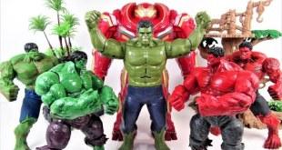 MARVEL AVENGERS INFINITY WAR HULKBUSTER Armor GO~! Hulk is Angry! Hulkbuster GOGO~! - Charles Toy