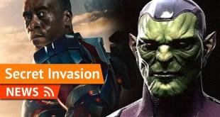 MCU Secret Invasion TV & Film Crossover in the MCU