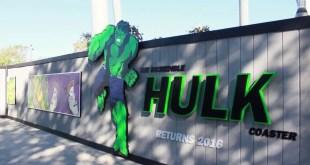 Marvel Superheroes at Universal Studios Orlando