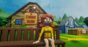 Stardew Valley's Pelican Town Remade in Dreams