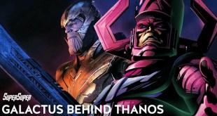 Thanos Was Saving Everyone From Galactus | SuperSuper