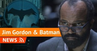 The Batman Jim Gordon Star Jeffrey Wright Teases the New Bat Signal  - DCEU Future