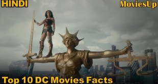Top 10 DC Movie Facts in Hindi | DC Movie Easter Eggs