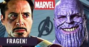 Vor Avengers 5: Diese UNBEANTWORTETEN Fragen werfen Endgame, Iron Man und das MCU auf!