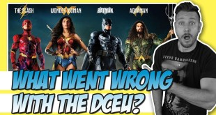What Went Wrong With the DCEU?