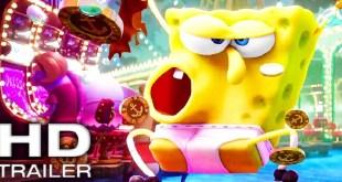 The SpongeBob Movie Exclusive - Tick Tock / Super Bowl 2020 TV Spot Trailer