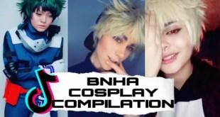 •BNHA COSPLAY TIK TOK COMPILATION•