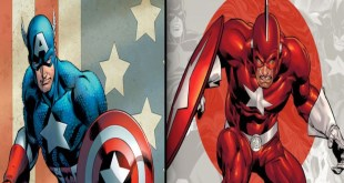 Captain America vs The Red Guardian - Marvel Comics Explained