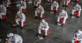 China is turning the coronavirus crisis into a soft power bonanza