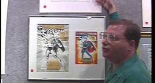 DC Comics Original Artwork