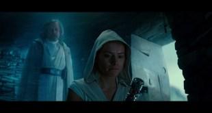 Disney Star Wars The Rise of Skywalker Blu-ray/DVD - Bonus Clip Luke and Leia Training