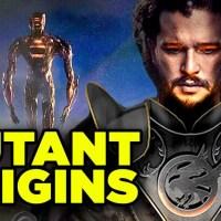 ETERNALS Revealing MCU X-Men? Post-Credit Scene Theory!