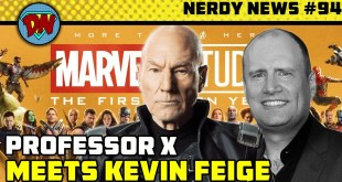 Eternals Trailer, Batman Unused Armor, X-Men MCU, Red Skull, Captain Marvel 2 | Nerdy News #94