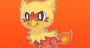 Meet Grifflare, the Brave Griffin of Newzar region!  Type: Fire / Flyi...