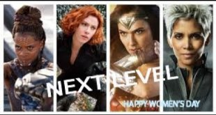 Next Level Song | Women of Hollywood | Marvel | DC | Terminator