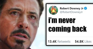 REAL REASON Why Robert Downey Jr Left The MCU Behind
