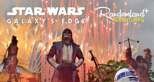 STAR WARS Galaxy's Edge OPENS at Walt Disney World! And we saw the NEW Ride!