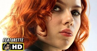 Scarlett Johansson is BLACK WIDOW Part 3 [HD] Behind the Scenes